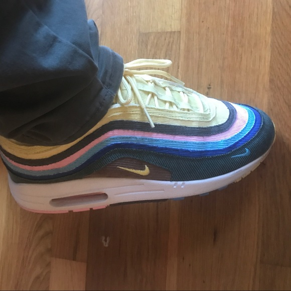 Nike Sean Wotherspoon Air Max 971 USED Size 11 U@
